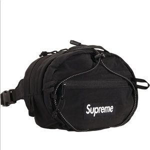 Supreme waist bag nwt FW20 black